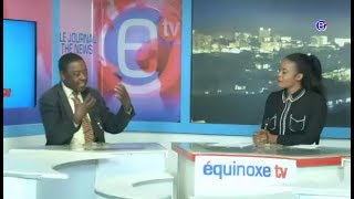 THE 6PM NEWS EQUINOXE TV TUESDAY MARCH 20TH 2018