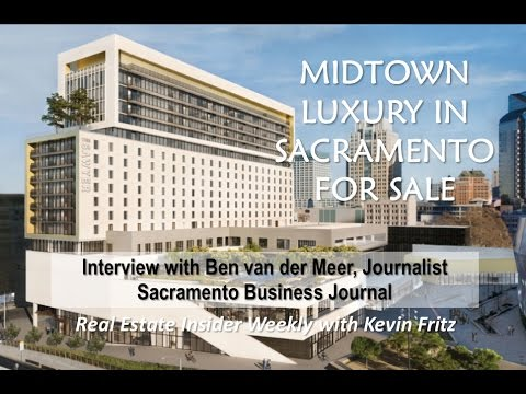 Live in a Sacramento Luxury Condo, the Residences at the Saw