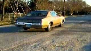 1970 Oldsmobile police option b-07 delta4sale2.mov