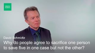 The Trolley Problem  David Schmidtz