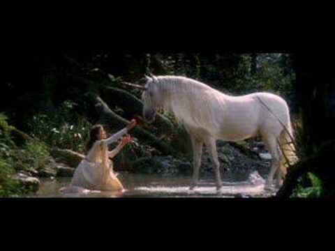 Unicorn From Legend