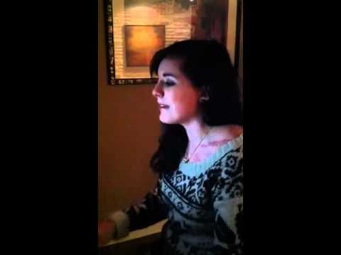 Cassidy singing Crabbuckit