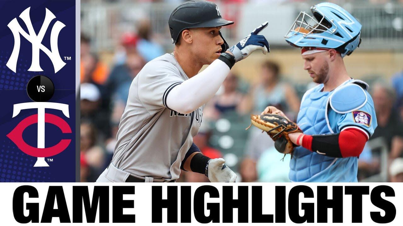 Download Yankees vs. Twins Game Highlights (6/9/21) | MLB Highlights