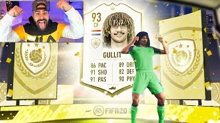 OMG I GOT PRIME 93 GULLIT!!! BEST CARD IN FIFA! FIFA 20 Ultimate Team