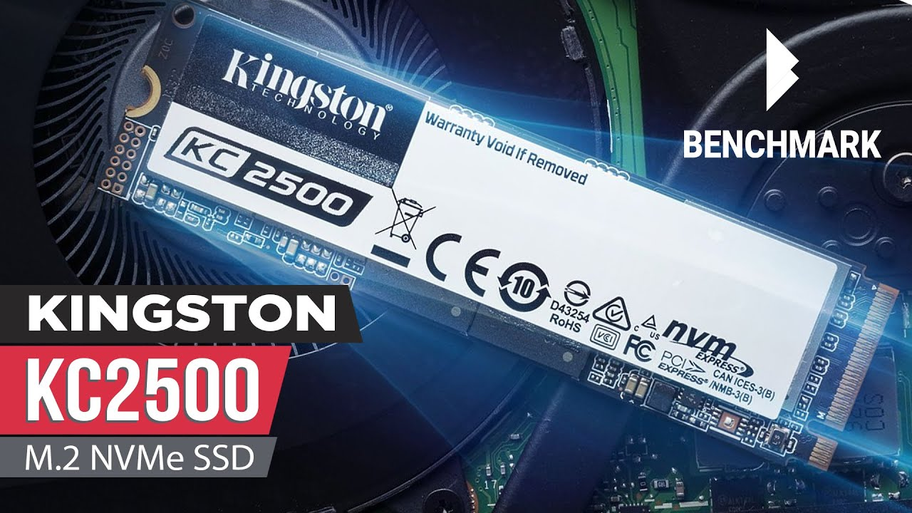 Kingston KC2500 – ako želite brz SSD u svakoj situaciji