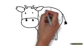 Рисуем и учим животных