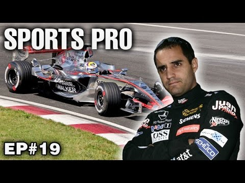 Juan Pablo Montoya   F1 Racing Champion   Sports Pro   Episode 19