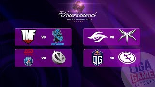 OG Vs EG (BO3)  -  The International 9 | MAIN EVENT DAY 3