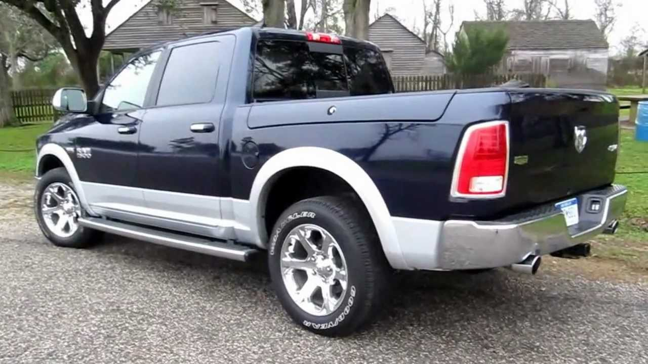 2013 ram 1500 laramie crew cab 4x4 on thetxannchannel youtube. Black Bedroom Furniture Sets. Home Design Ideas