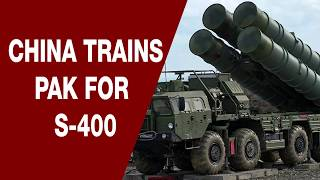 China, Pakistan Joint Airforce Exercise, Trains Pak for Russia's S-400