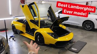 WHAT HAPPENED TO MY RARE LAMBORGHINI MURCIELAGO?
