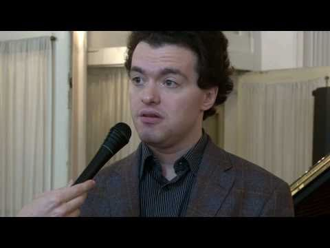 #1 Evgeny Kissin - a Chat with Zagreb Music Academy students