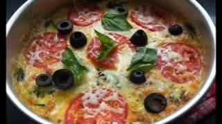 Фриттата - Блюда итальянской кухни - Zakusi.net