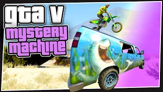 GTA 5 Online - Mystery Machine (GTA Custom Games)