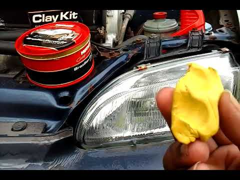 How to clean and maintain glass headlights