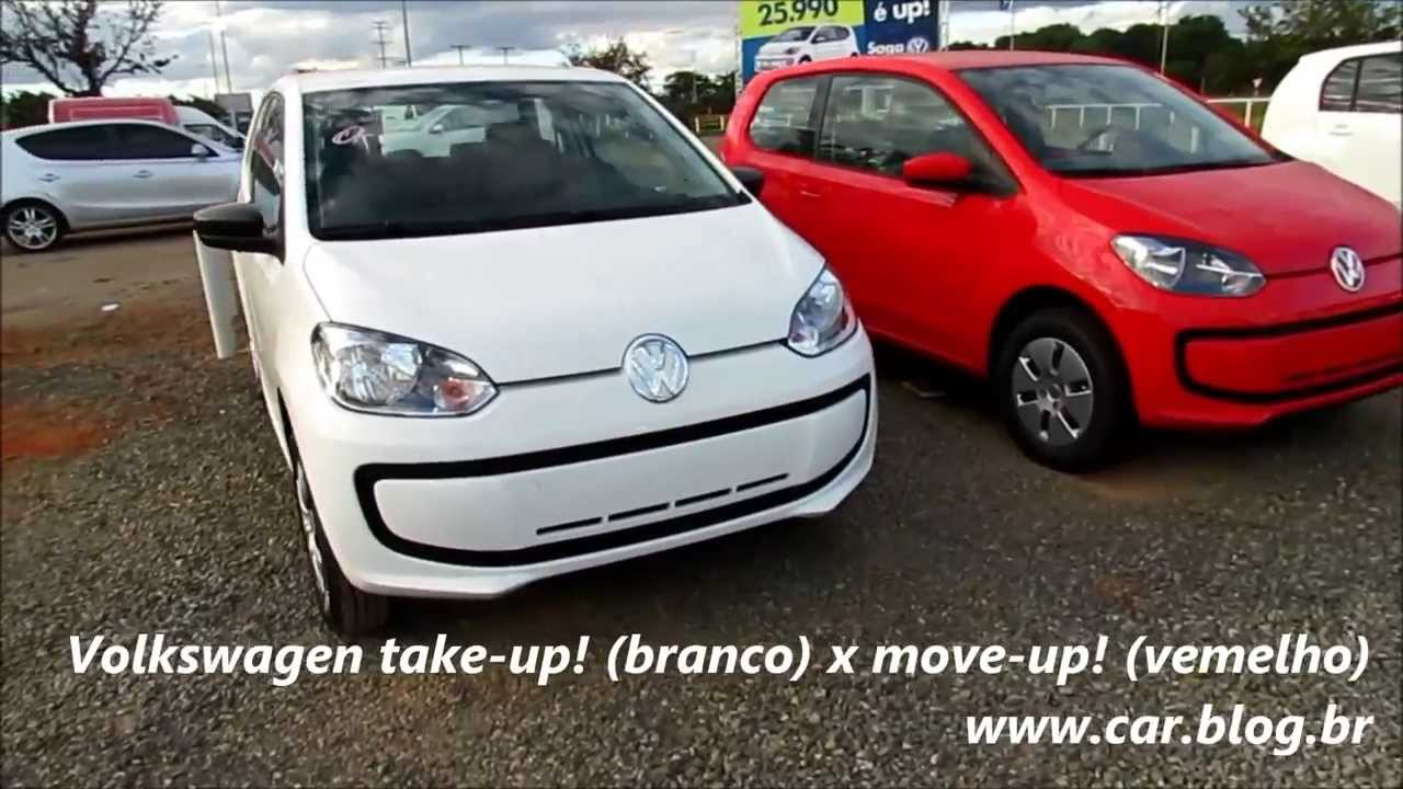 volkswagen up take up x move up diferen as www. Black Bedroom Furniture Sets. Home Design Ideas