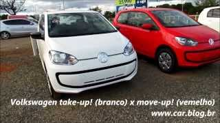 Volkswagen up! - take-up! x move-up! - diferenças - www.car.blog.br