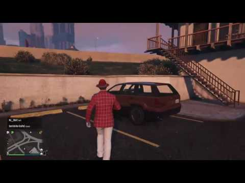 GTA V Online - Allow me to introduce myself