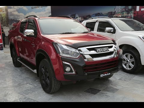 Isuzu D Max | First Look | Specifications | Price | Interior | Exterior | PakWheels