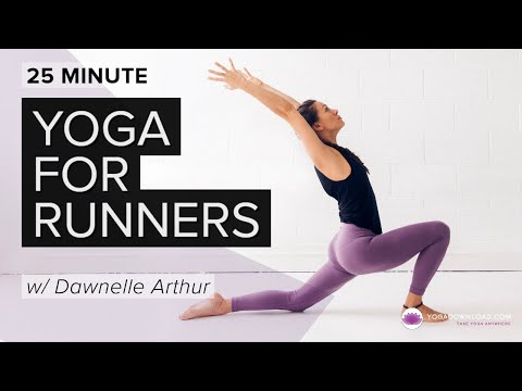 Yoga for Runners - 25 min version
