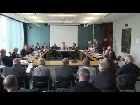 Shropshire Council Cabinet Meeting September 28th 2016