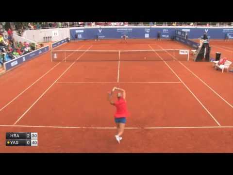 Hradecka Lucie v Yastremska Dayana - 2017 ITF Prague