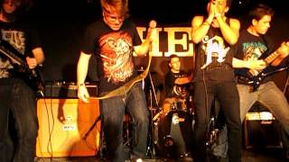 Invictus - Master of My Fate live 28/08/2012