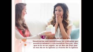 """P26 / 18/06/17 / 5/7 - """"Un cristiano no es una isla"""""""