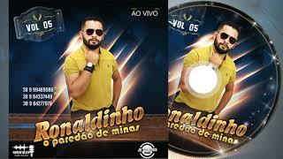 Ronaldinho Paredão de Minas - CD Vol: 5