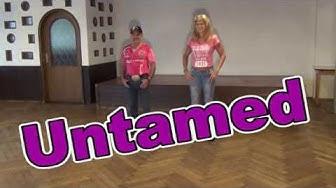 Untamed Line Dance  Teach & Dance