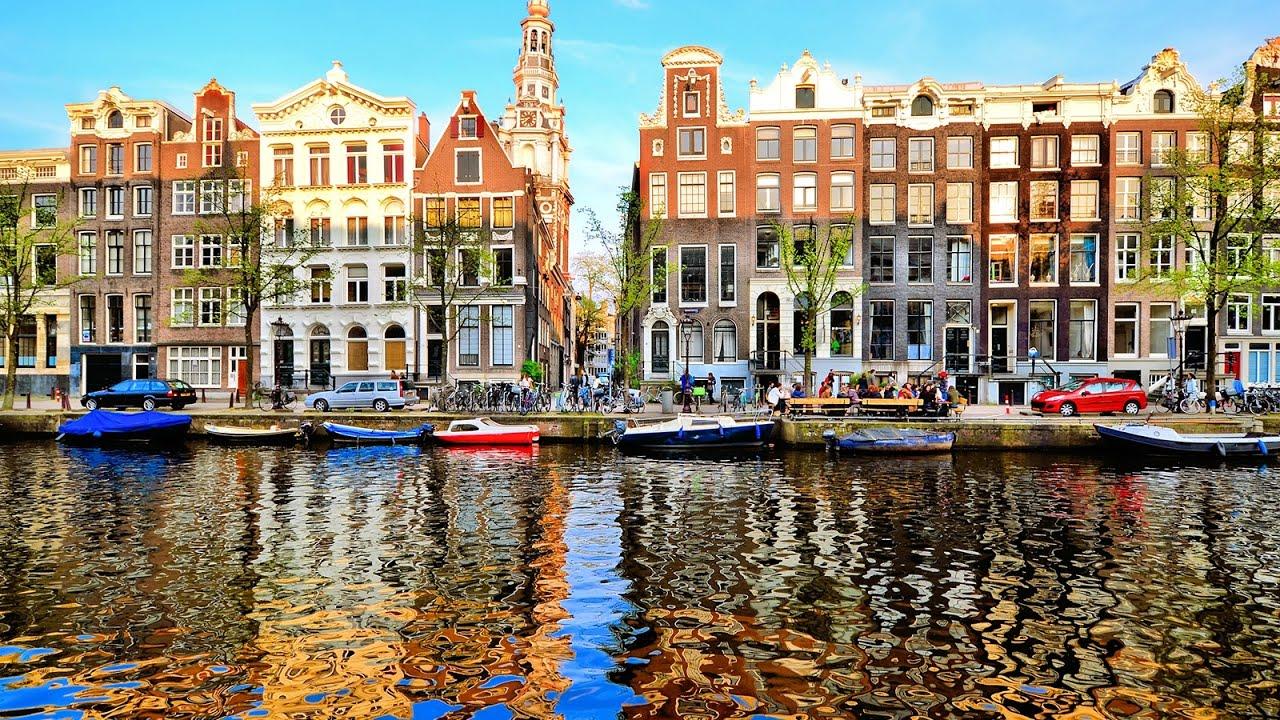 السياحة المذهلة تغطية الأخ رامي لأمستيردام عاصمة هولندا Amsterdam In The Netherlands Youtube