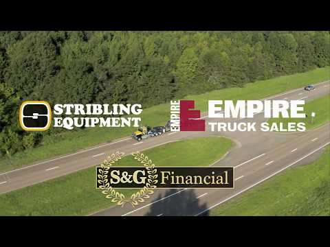 Best Of Both Worlds: Stribling Equipment And Empire Truck Sales