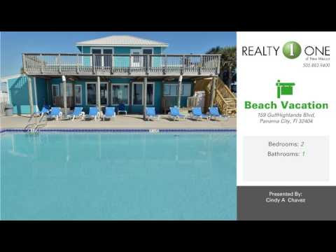 159 Gulf Highlands Blvd Panama City Beach - Vacation Rental