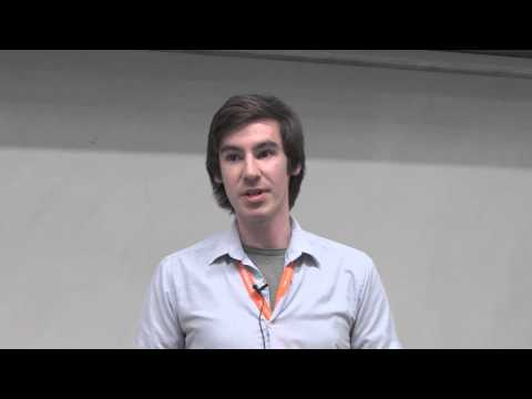 Three Minute Thesis (3MT®)   Duncan Parker