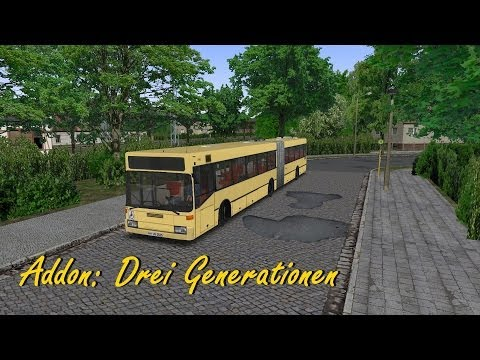 OMSI 2 - Addon Drei Generationen - Berlin |
