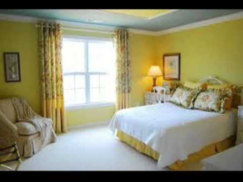 Top 10 best colour walls decoration - YouTube