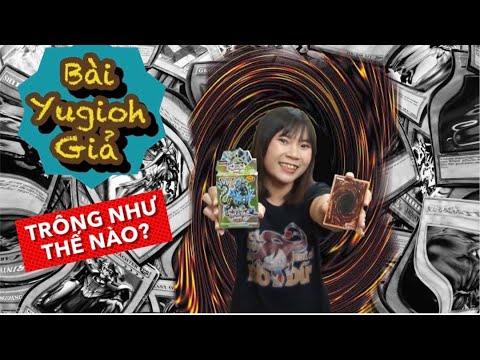 Cách phân biệt thẻ bài Yugioh thật và giả đơn giản nhất | nShop – Games & Hobbies