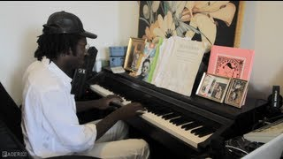 Devonté Hynes of Blood Orange: At Home With