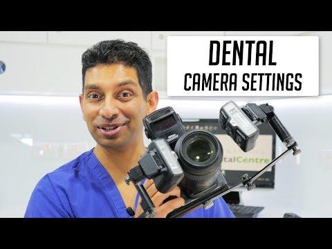 Dental Camera Settings - Intermediate