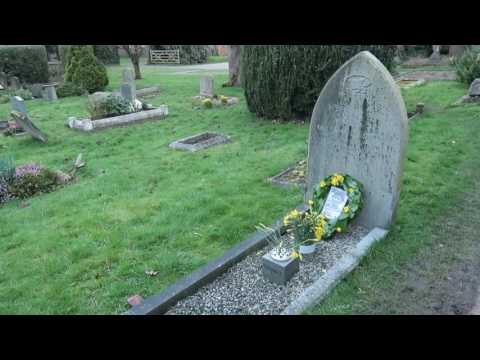 Tom Pryce grave  March 5th 2017