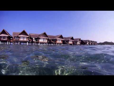馬爾地夫水上屋 Adaaran Prestige Ocean Villas