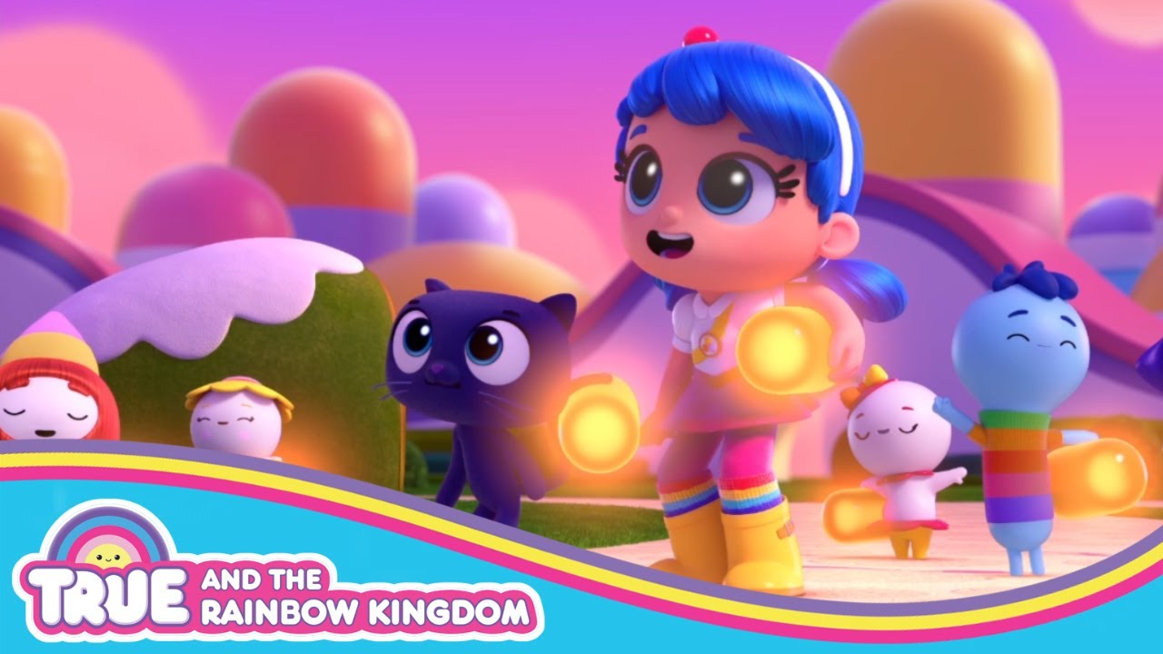 True and the Rainbow Kingdom Season 2 Episodes Compilation