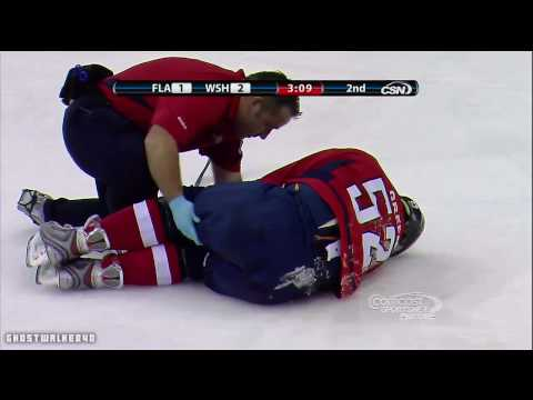 Mike Green Had A Bad Night (1-29-2010)