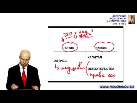 видео: 2.  Структура баланса