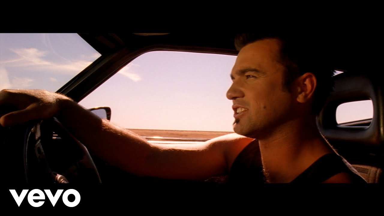 Shannon Noll - Drive (Official Video)