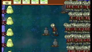 Plants vs. Zombies Hacked: Spawning Zomb...