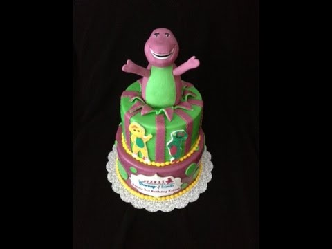 How To Make A Barney Topper