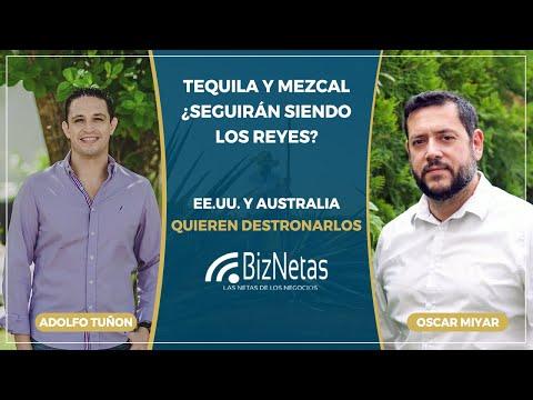 Tequila y Mezcal, ¿Seguirán siendo los reyes?  EE UU  y Australia quieren destronarlos | BizNetas