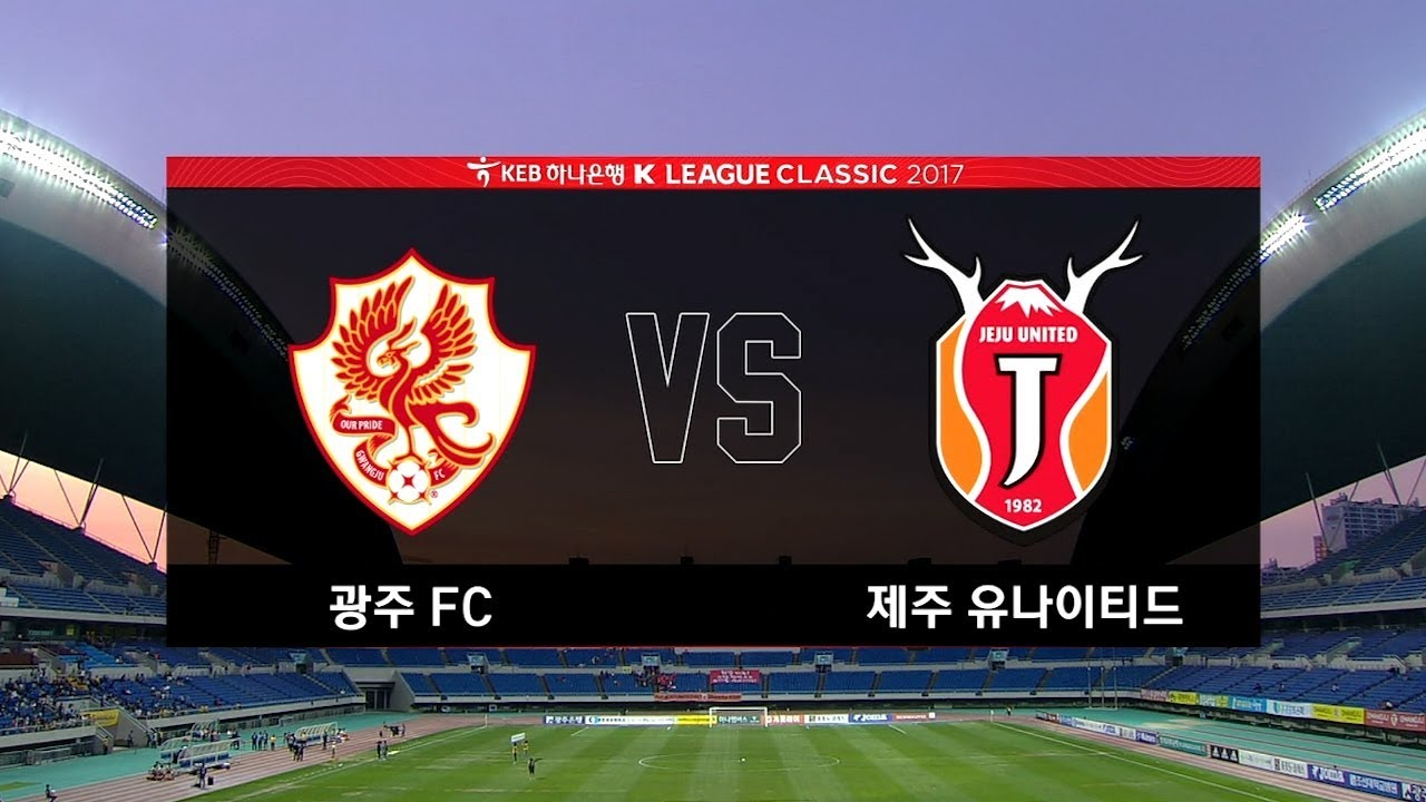 Gwangju Football Club 0-1 Jeju United