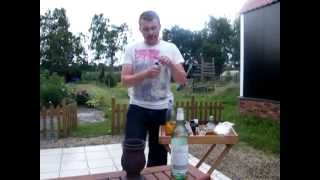 aftershave maken 2 bay rum